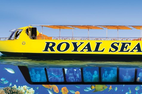 Royal Sea Scope Semi-Submarine Sharm