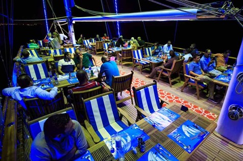 Pirates Dinner Hurghada