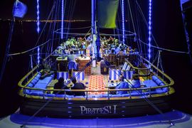 Pirates Floating Restaurant Sharm