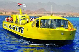 "Sharm Discovery ""All in One Excursion"" Sharm El Sheikh"
